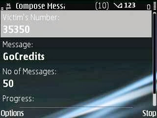 HOW TO GET 10,000 2GO GO CREDITS WITH JUST #100  ~ WAPBEAST