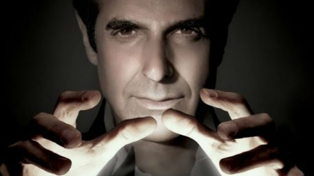 David Copperfield's magic trick revealed!