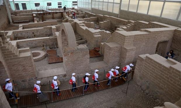 Menores de 12 años podrán ingresar a museos y sitios arqueológicos