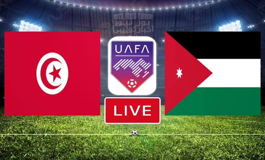 Match Tunisia Women vs Jordan Women Live Streaming Arab Women's Cup Final
