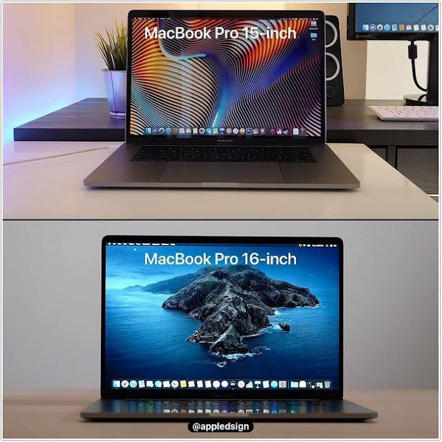 MacBook Pro 16 Inch;MACBOOK PRO 16 INCH, AKHIRNYA SAMPAI KE INDONESIA;