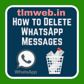 We can decide when the message will be deleted in WhatsApp.