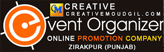 Event Management and Organizer Company in Zirakpur Creative Moudgil