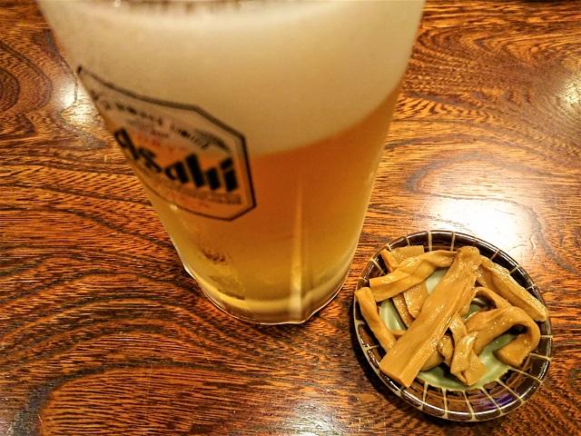 おかやま食堂 ビール