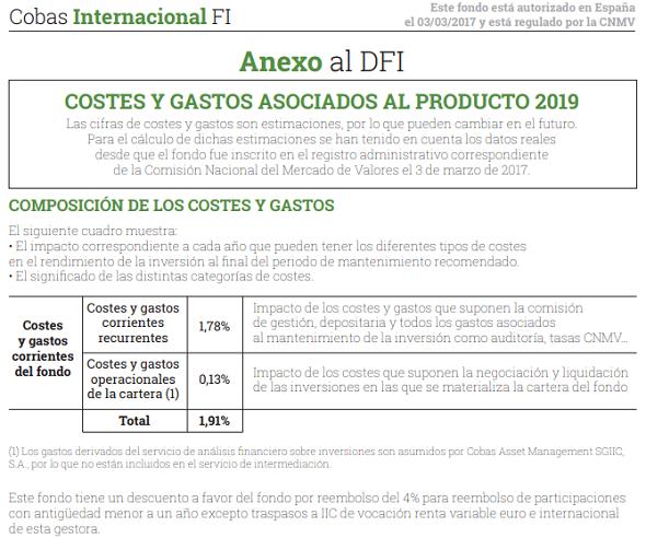 comisiones-gastos-cobas-internacional