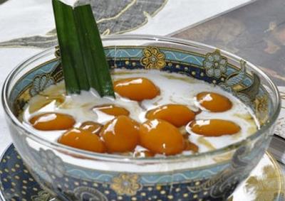 Resep Masakan Jawa Tengah Bubur Candil