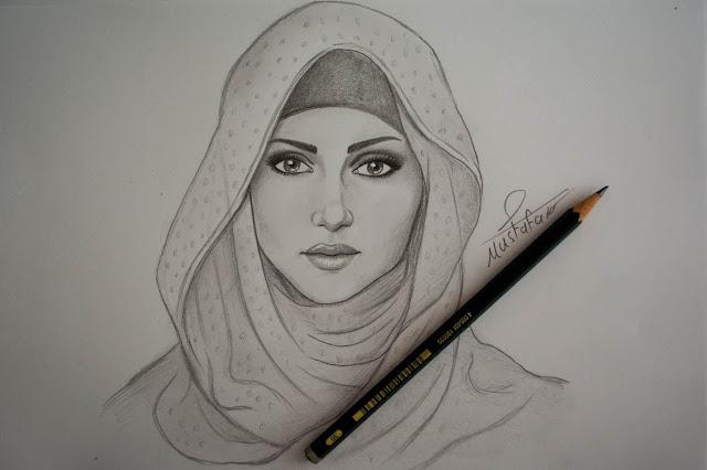 امرأة جميلة