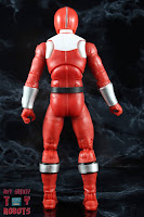 Power Rangers Lightning Collection Time Force Red Ranger 06