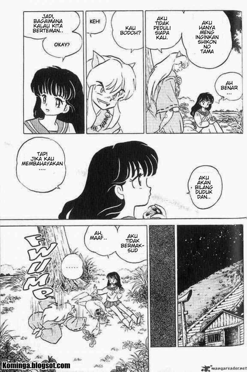 Inuyasha Chapter 3-19