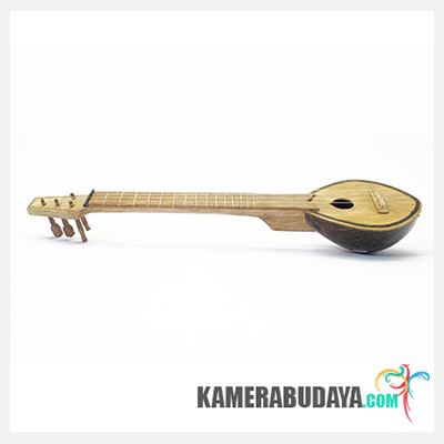 Jukulele, Alat Musik Tradisional Dari Maluku