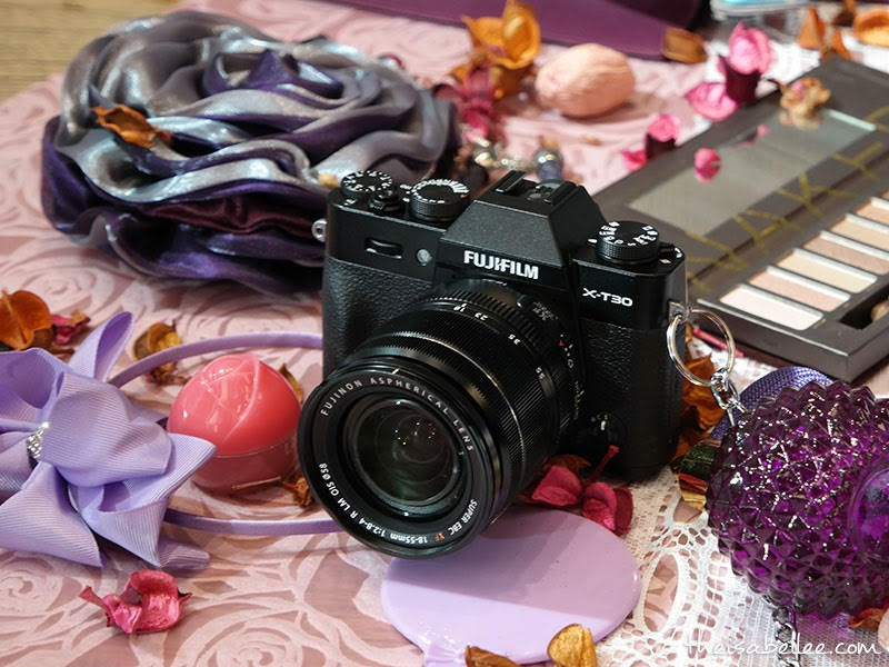 Black Fujifilm X-T30