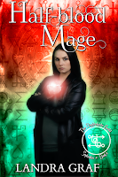 Cover: Half-Blood Mage