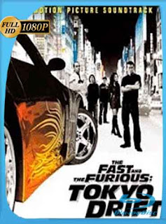 Rapido y Furioso 3 2006 HD [1080p] Latino [Mega] dizonHD