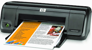Hewlett Packard Deskjet D1663 - Deskjet D1600 Printer Driver