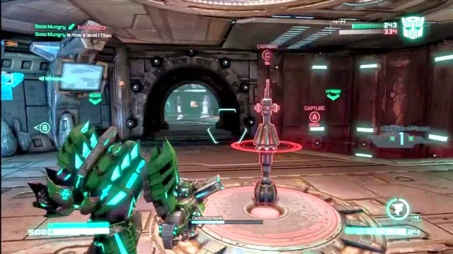 Transformers Fall of Cybertron PC Games Gameplay
