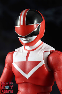 Power Rangers Lightning Collection Time Force Red Ranger 01
