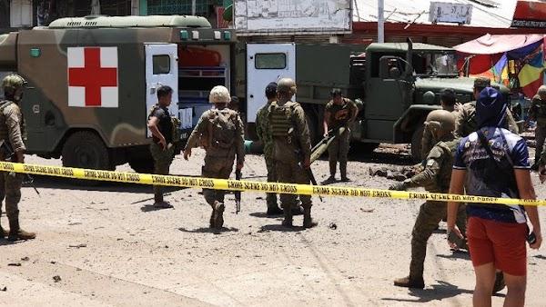 Bom Bunuh Diri di Jolo Tewaskan 14 Orang, Filipina Duga Pelakunya WNI