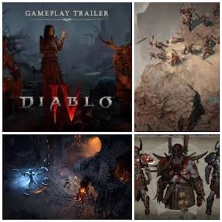 Spesifikasi (System Requirements) PC/Laptop untuk Memainkan Game Diablo 4