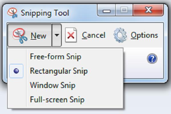 Tải Snipping Tool - Phần mềm chụp ảnh màn hình Win 7/10 miễn phí a
