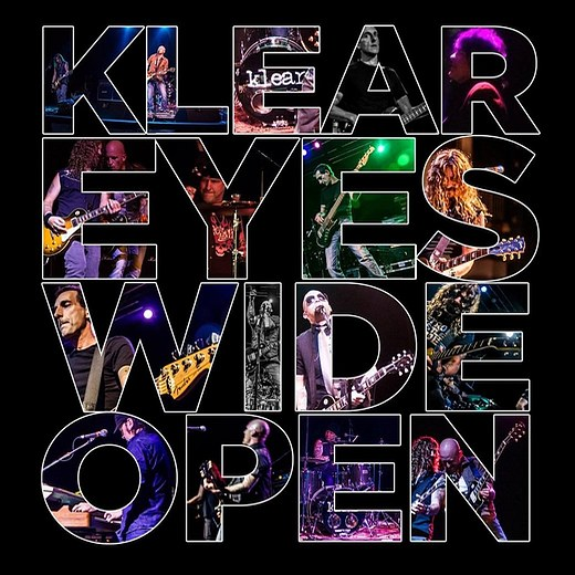 KLEAR - Eyes Wide Open (2016) full