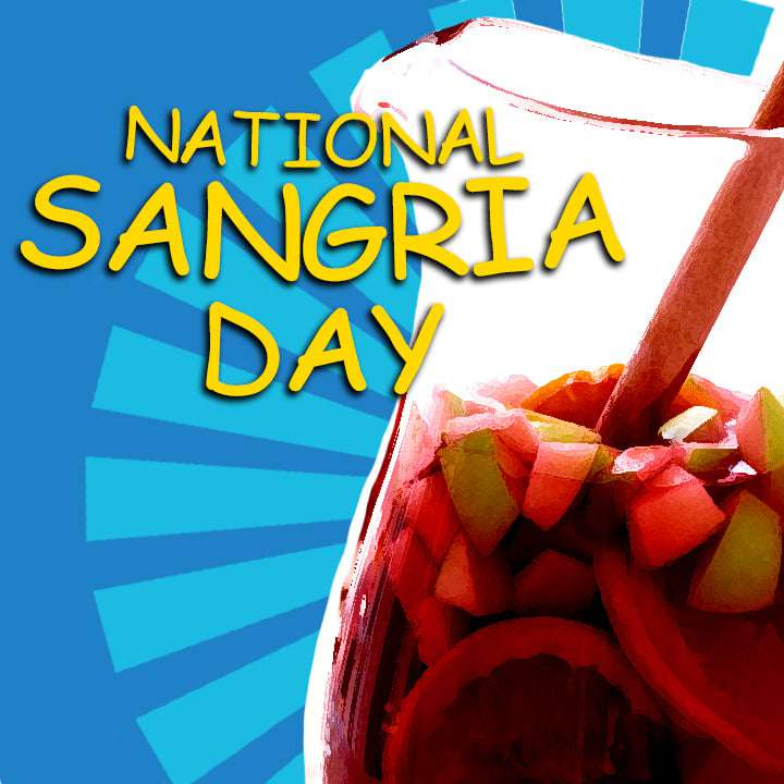 National Sangria Day Wishes for Instagram
