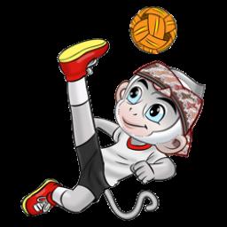 Logo dan Lambang Cabang Olahraga PON Jabar 2016 Sepak Takraw