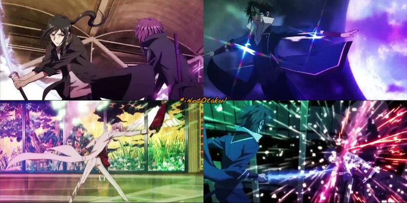Introducing K: Return of Kings #anime