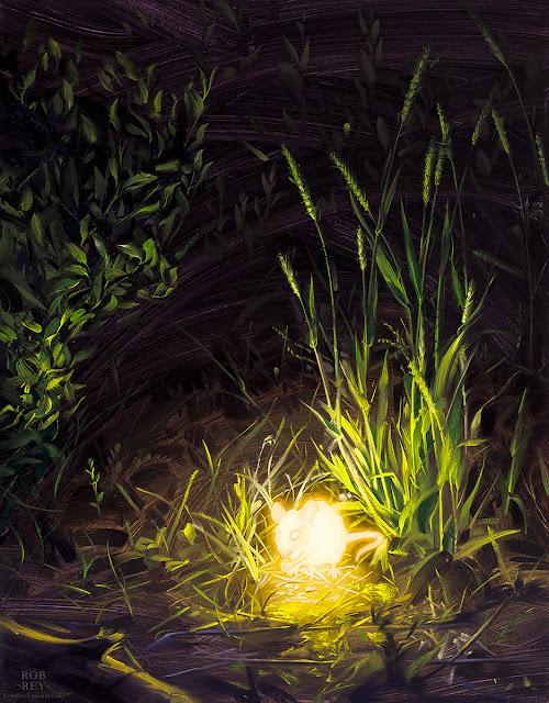 Bioluminescence VI by Rob Rey - robreyfineart.com