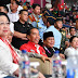Presiden Saksikan Langsung Pesilat Indonesia Berjaya