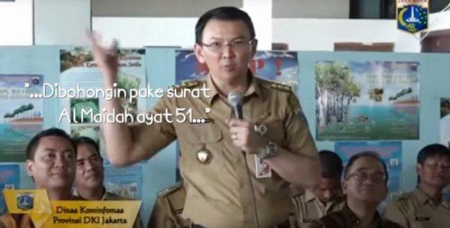 Polri: Video Ahok Sengaja Diedit dan Dijadikan Viral