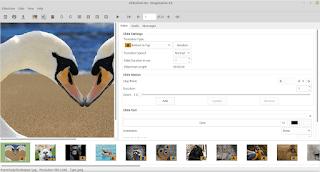 Cara Membuat Slideshow Di GNU/Linux Menggunakan Imagination