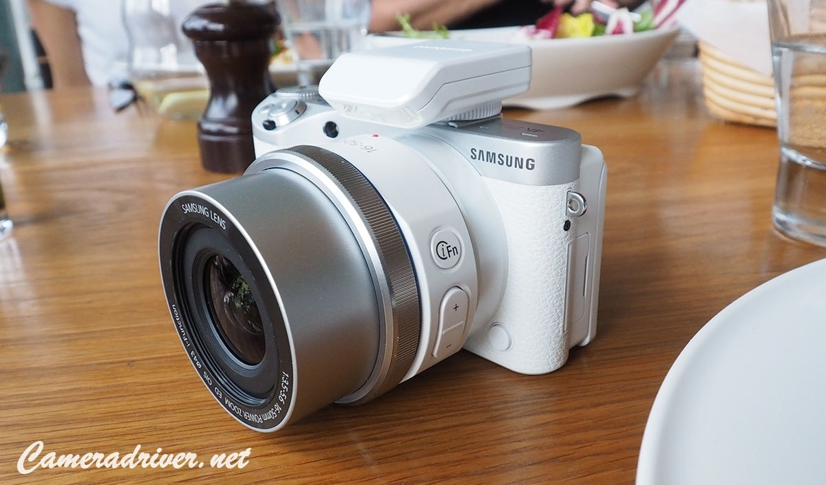Samsung NX500 Camera software download