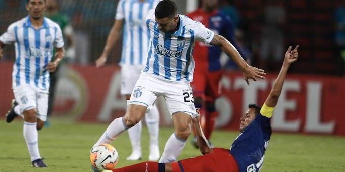 Medellín Ganó con lo justo y espera la vuelta contra Atlético Tucumán.