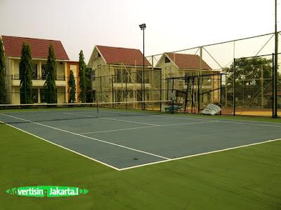 lapangan tennis