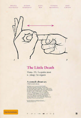 The Little Death 2014 DVD R1 NTSC Latino