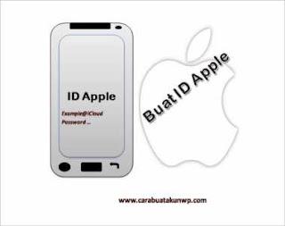 Cara Buat ID Apple Baru