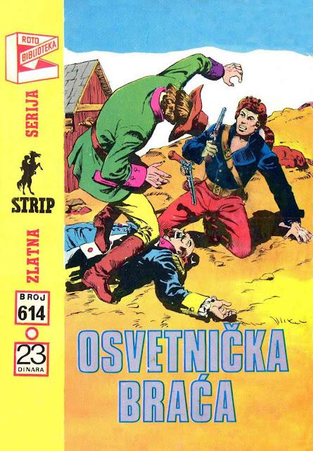 Osvetnicka Braca - Komandant Mark