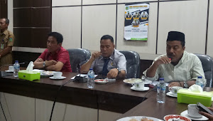 Dewan Tampung Keluh Kesah Wartawan Tebo