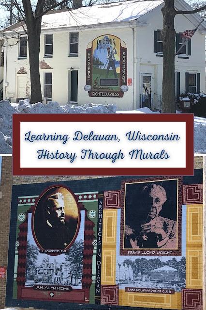 Learning Delavan, Wisconsin History Through Murals