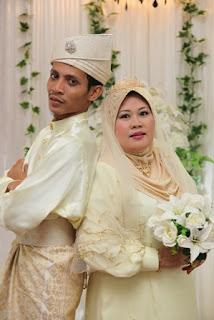 Ulang tahun persandingan Azlan-Dewi, ucapan wedding annivessary