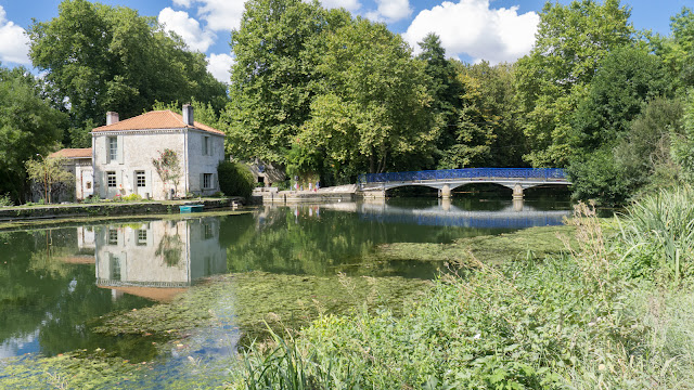 De Paris à la Rochelle en vélo couché, Marais Poitevin