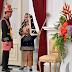 Peringati HUT ke-73 RI, Presiden Jokowi Ajak Rakyat Indonesia Jaga Kerukunan dan Persatuan