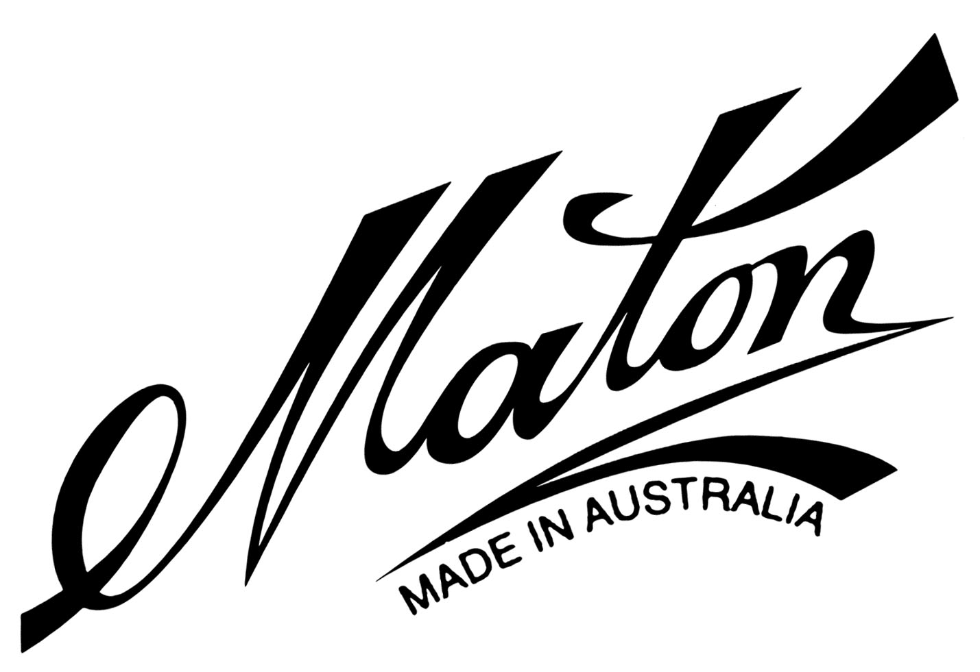 Brand Maton Guitars