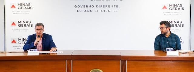 Secretaria de Saúde de Minas faz coletiva sobre situação do coronavírus no estado