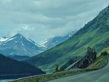 A trip to Skagway in Alaska