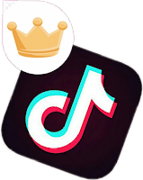 BE CROWNED ON TIKTOK