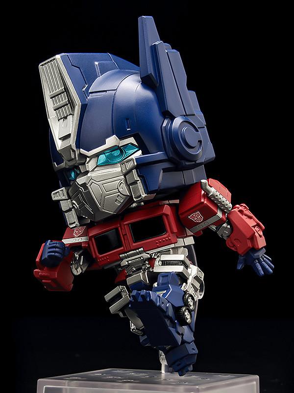 Figuras: Nendoroids de Bumblebee y Optimus Prime de la película Bumblebee - Sentinel