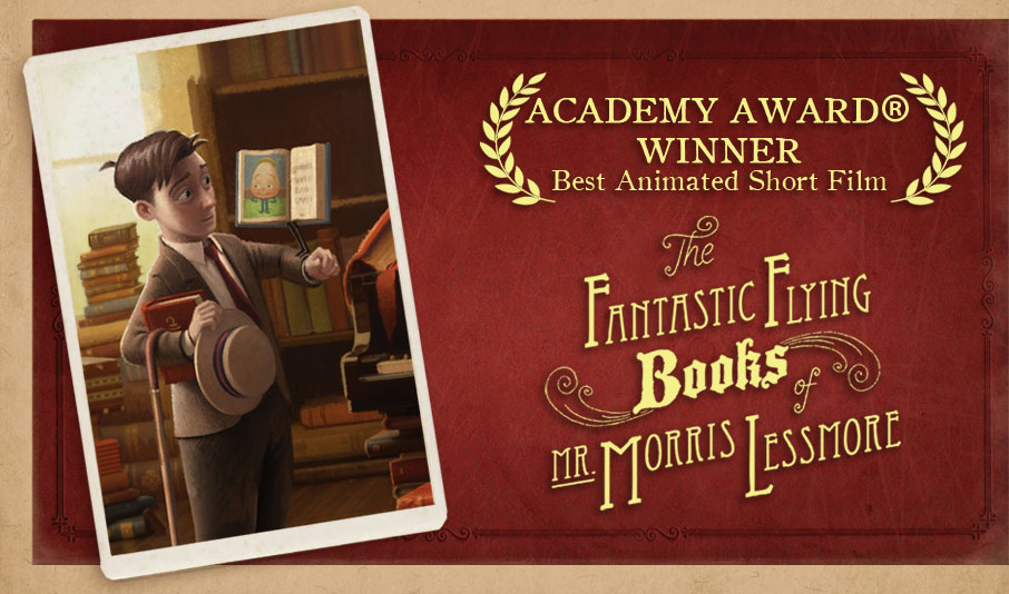 Mrs. F-B's Book Blog: Academy Award Winning short animated ...