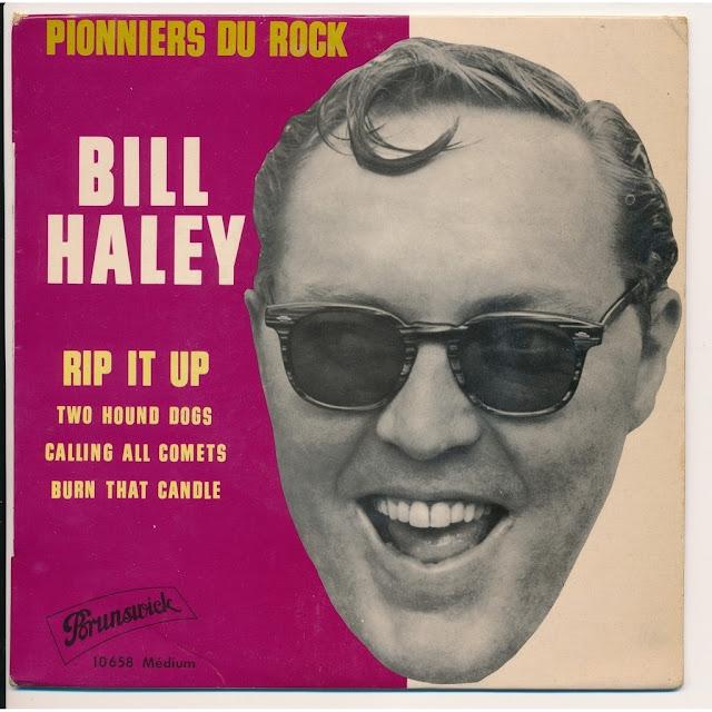 Rip It Up Bill Haley