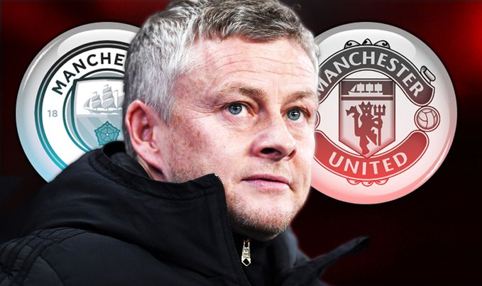 """""""We Can Turn It Around, Ask PSG"""" - Man Utd Coach Solksjaer After 3-1 City Loss"""